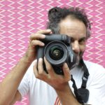 A portrait of Hassan Hajjaj